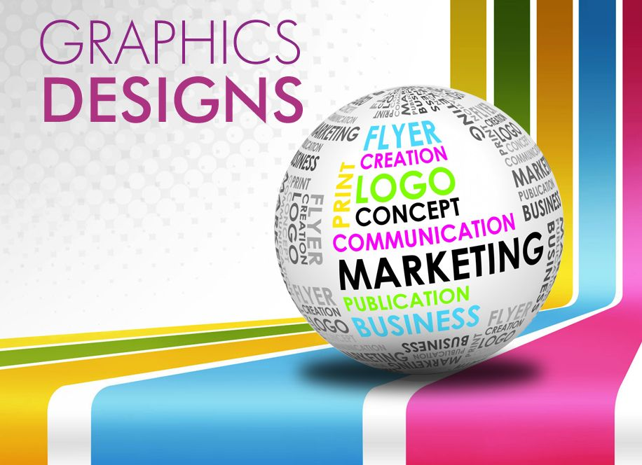 graphic design is basically a medium to understand the visuals it is the process of