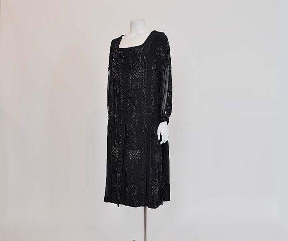 kleding van de jaren 1920 / Deco Dame Vintage 20