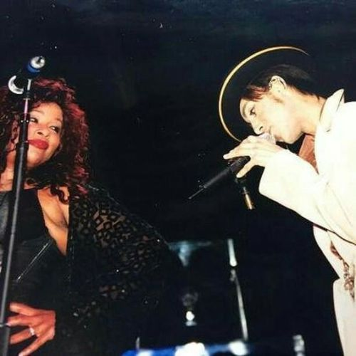 Image result for chaka khan and prince