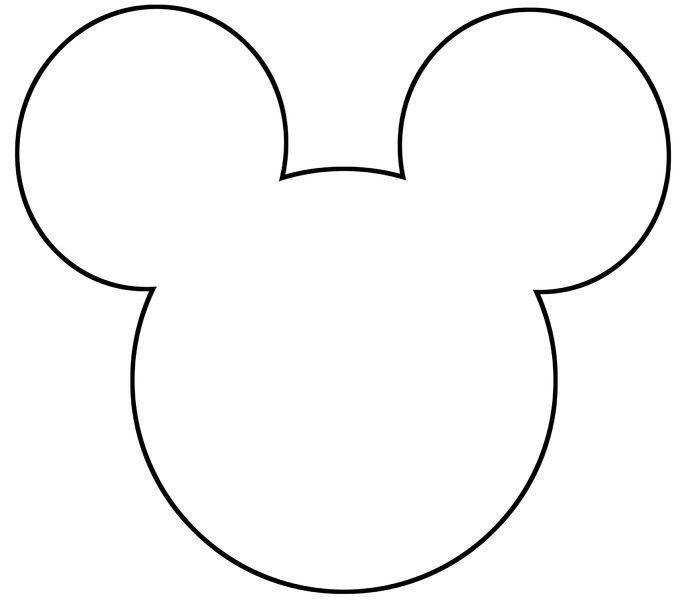 미키 마우스 가랜드 패턴  네이버 블로그  디즈니 스텐실 미키 마우스 생일 미니마우스 파티