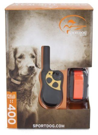 Amazon Com Fieldtrainer 400 Shock Collar Sd 400 By Sportdog