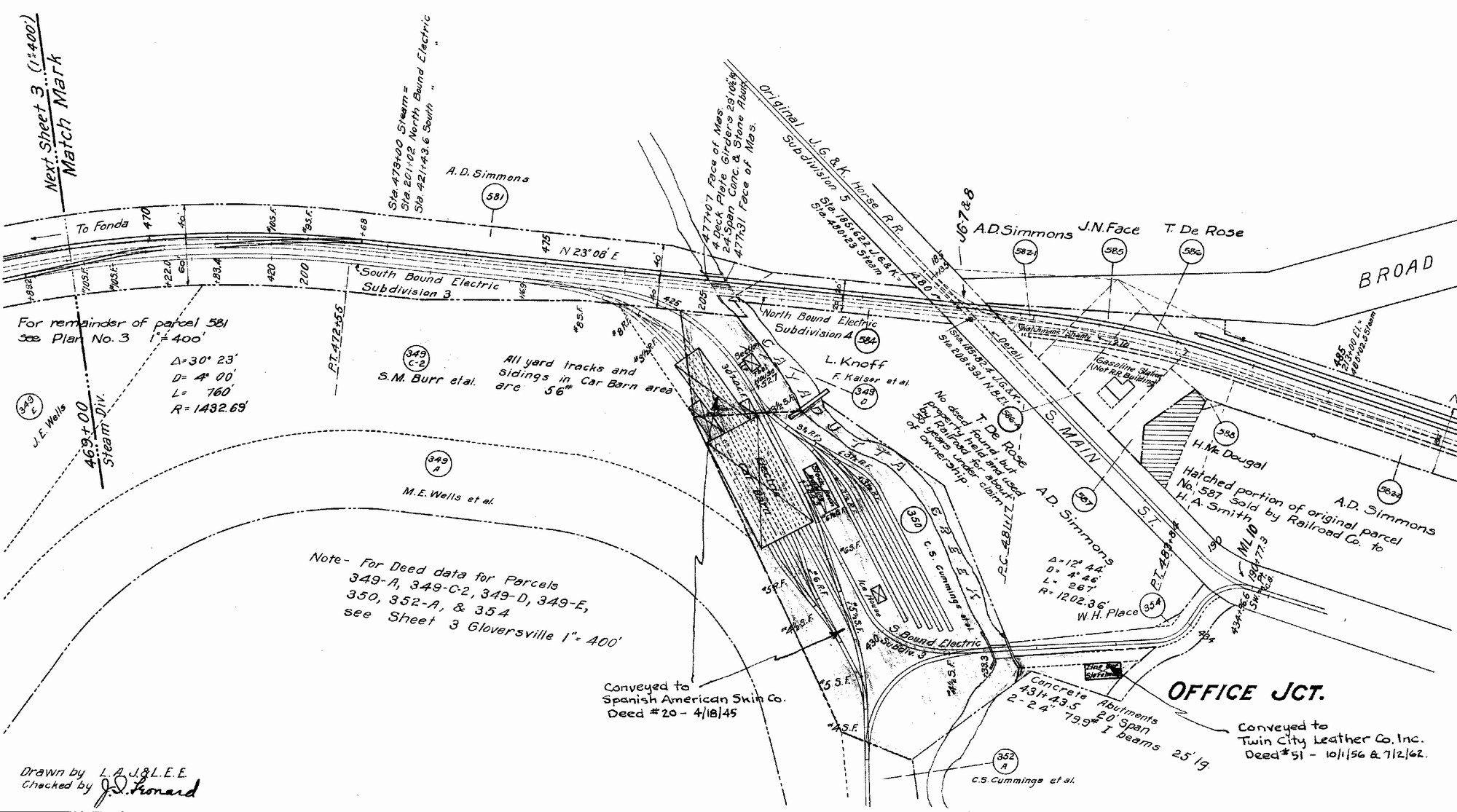 Boston And Maine Railroad Maps