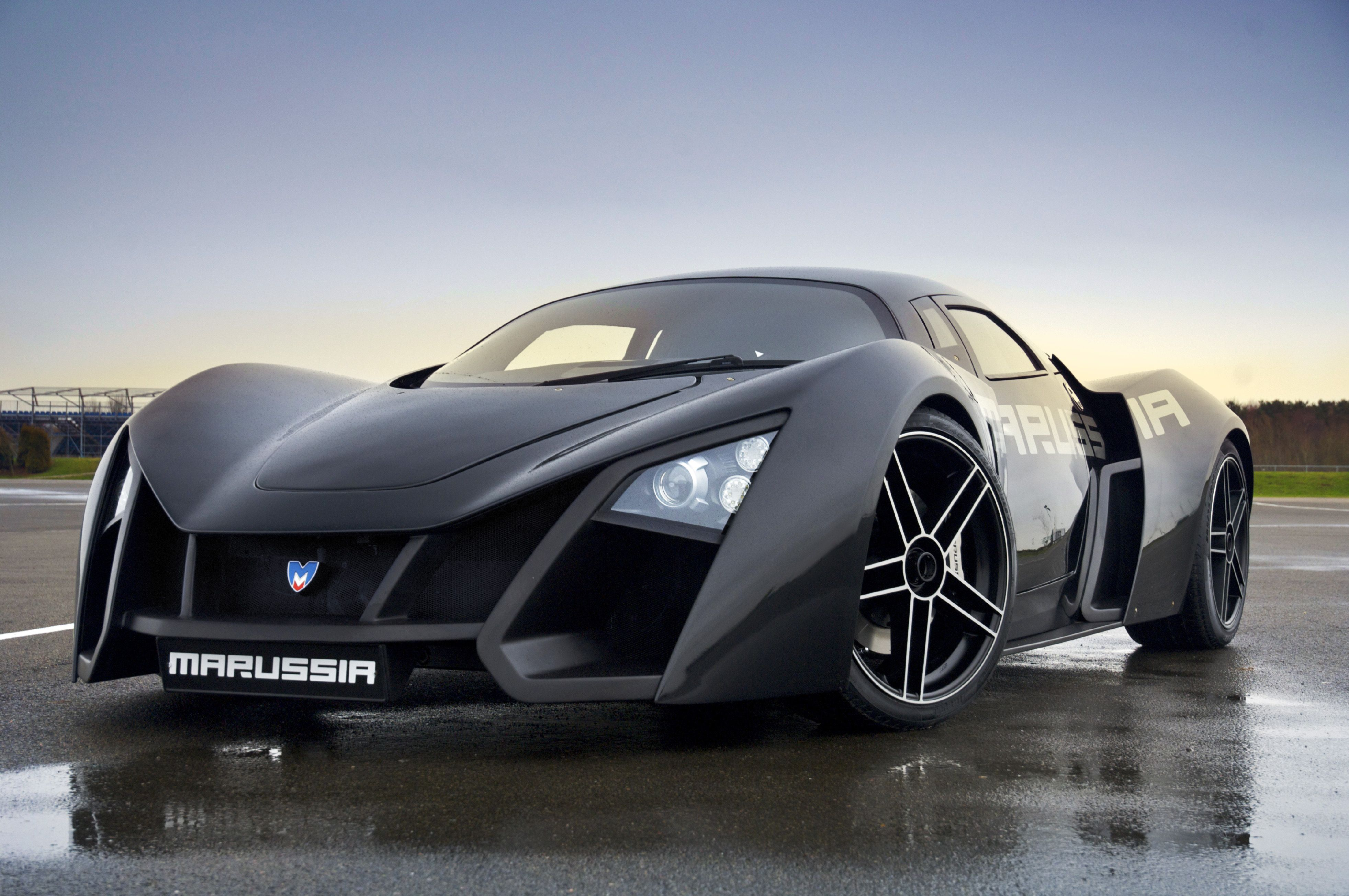 European Sports Car Bit Longer To See Just How Interesting Russia S first