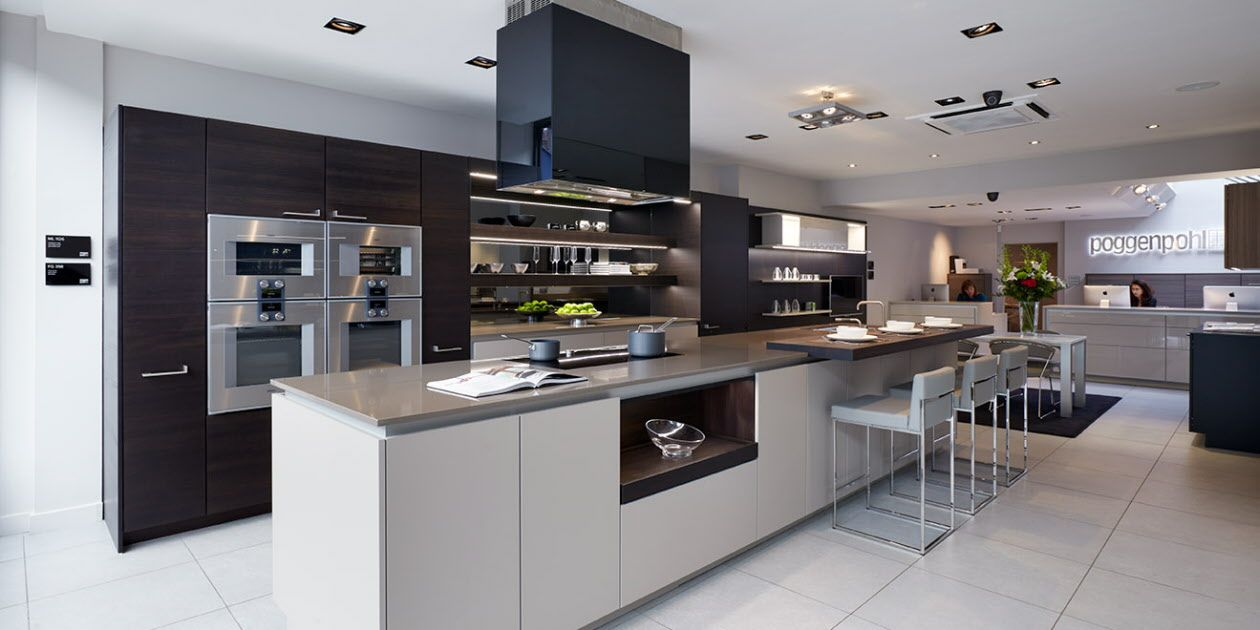 Kitchen Design Studios Poggenpohl Kitchen Studio  Sheen Kitchen Design  London  Klmt