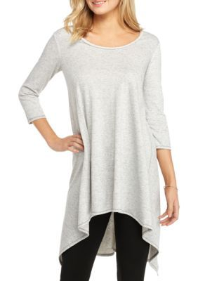 Sophie Max  Speckle Baby Fleece Tunic