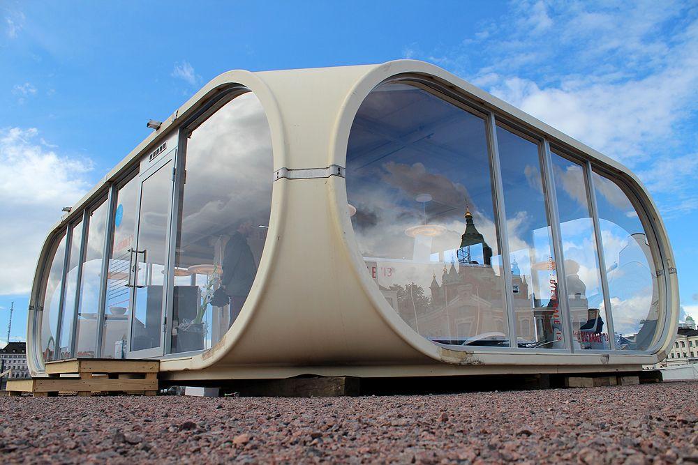 Venturo-talo Lahti: Biennale '13 -näyttelyn areenana (CF-45)