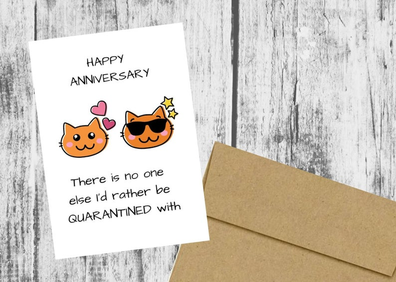 Happy Anniversary Card Plus Envelope Printable Anniversary Etsy Happy Birthday Cards Printable Download Birthday Cards Happy Anniversary Cards
