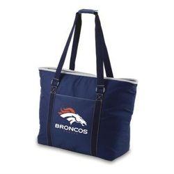 f646c15e9 Denver Broncos Large Insulated Beach Bag Cooler Tote
