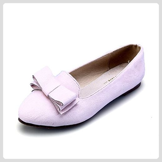 Ornela Brenti 33093-572 Damen Schuhe Premium Qualität Ballerina Pink (rosa) [EU 41.0] QvntJnP
