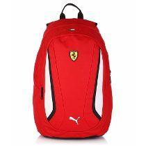 Mochila Puma Ferrari Backpack Mochilas Deportivas 0fedc740dc4