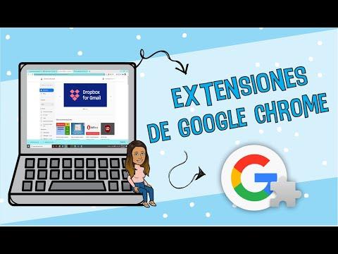 38 Conoce Las Extensiones De Google Chrome Youtube Extensiones Google Redes Sociales