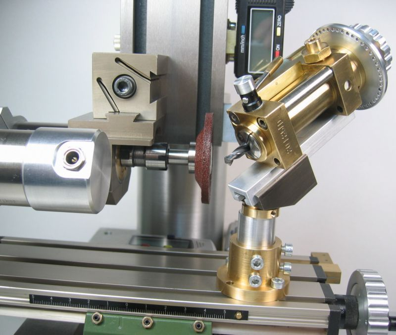 Custom Drill Bit Sharpener Jig Machining Lathe Drill Bit
