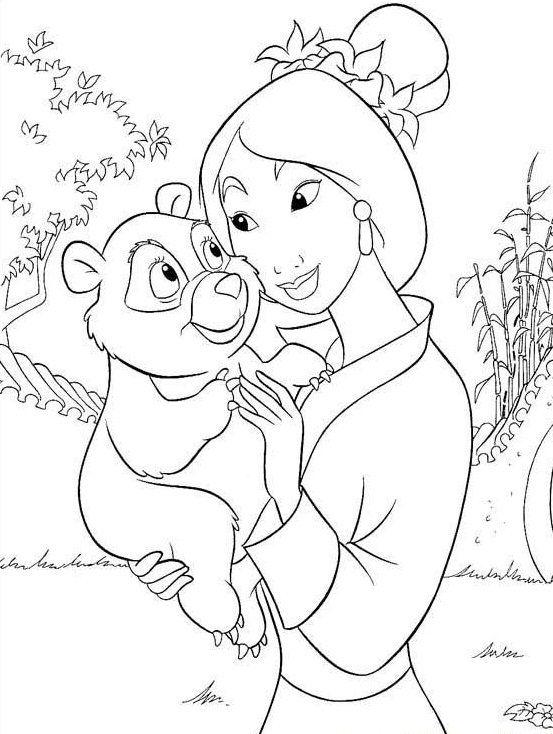 Dibujos para colorear - Disney   joyeria   Pinterest   Dibujos para ...