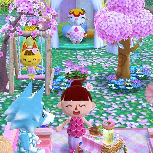 Happy Spring 2019 Happy spring, New leaf, City folk