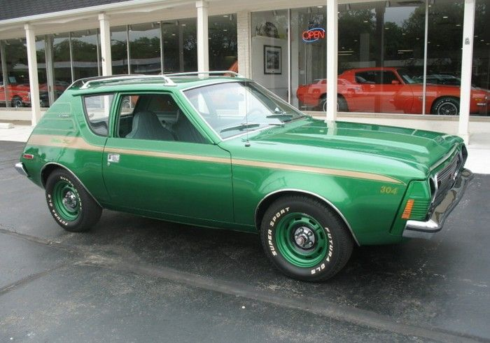 hemmings find of the day 1973 amc gremlin gremlins cars and vehicle. Black Bedroom Furniture Sets. Home Design Ideas