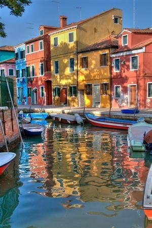 Colors of Murano, Italy-been here too.  the glass is beautiful! And no car sounds! even more beautiful!!