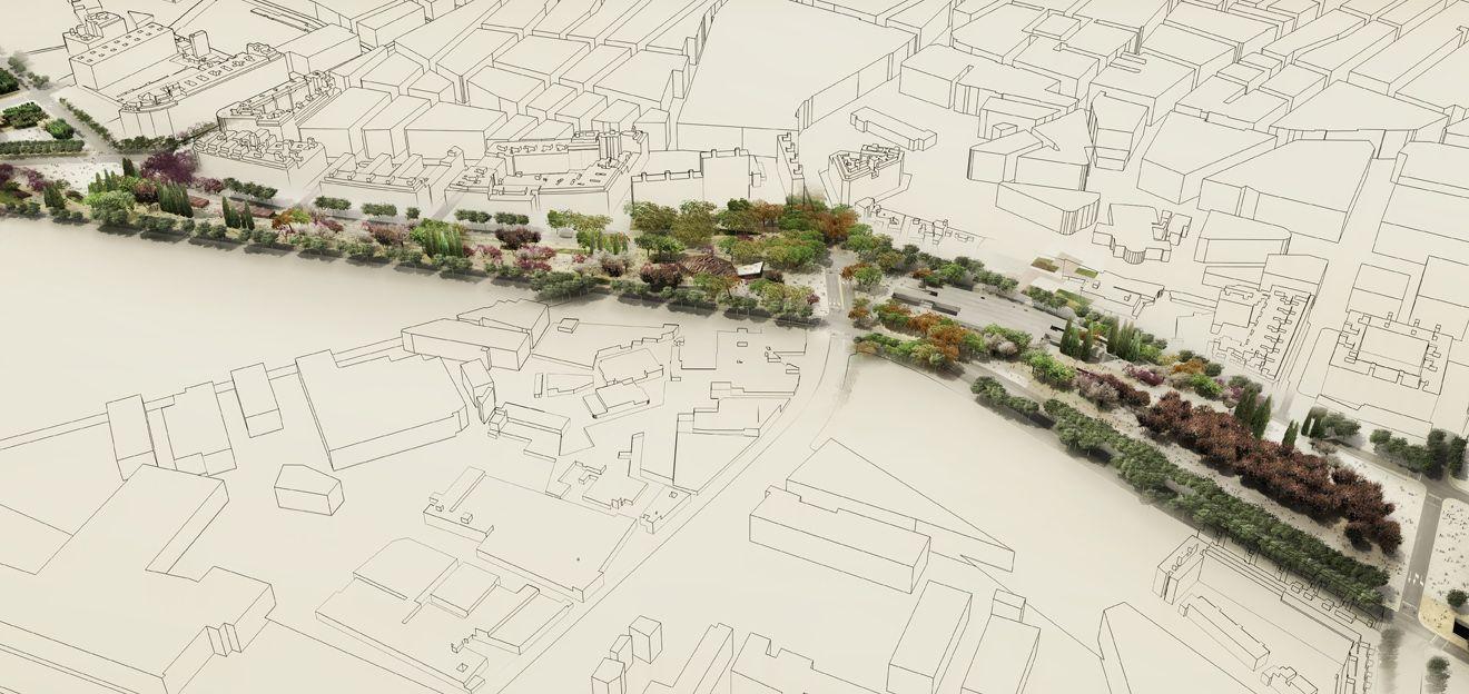 diseño de plazas y parques modernos - Buscar con Google