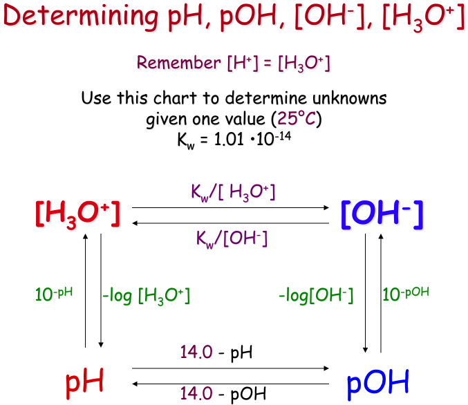 pH log H assuming 100 percent dissociation if given percent – Ph and Poh Worksheet