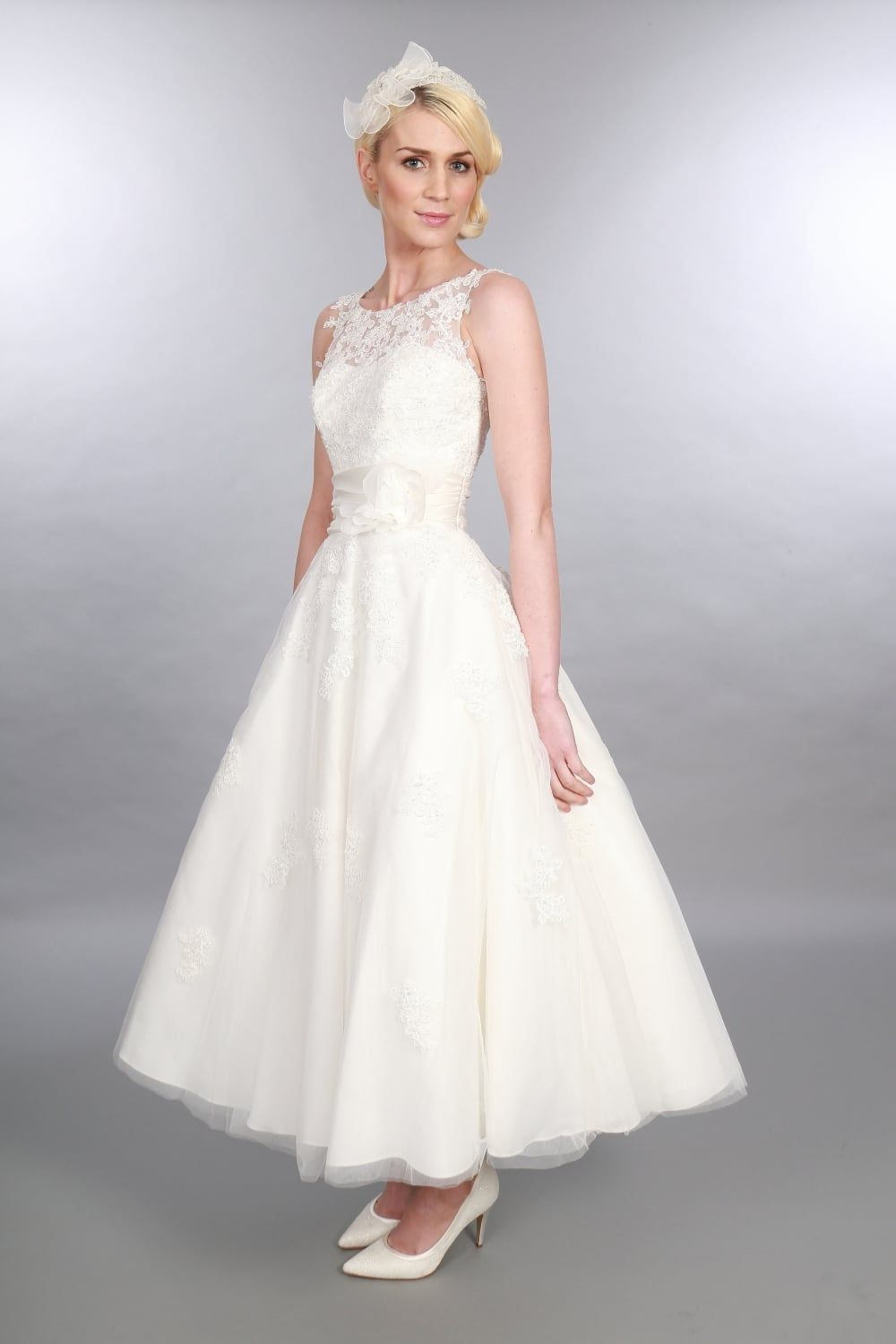50+ Ankle Length Wedding Dress - Country Dresses for Weddings Check ...