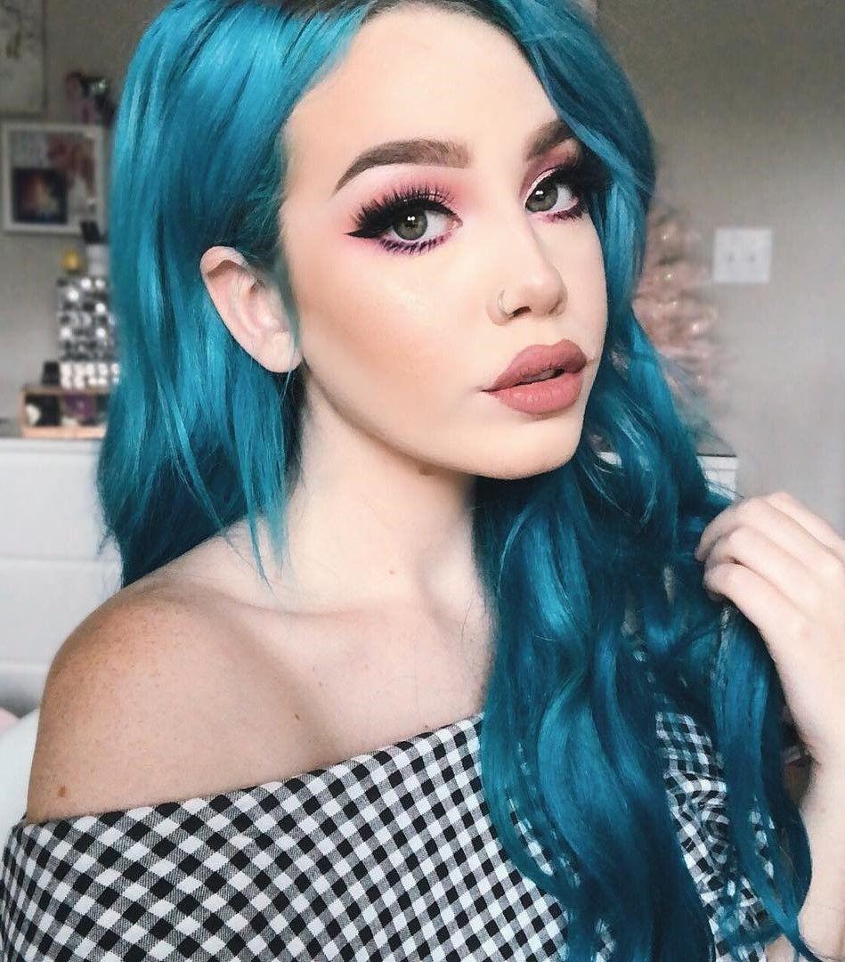 Edgy Hair Color Todayss