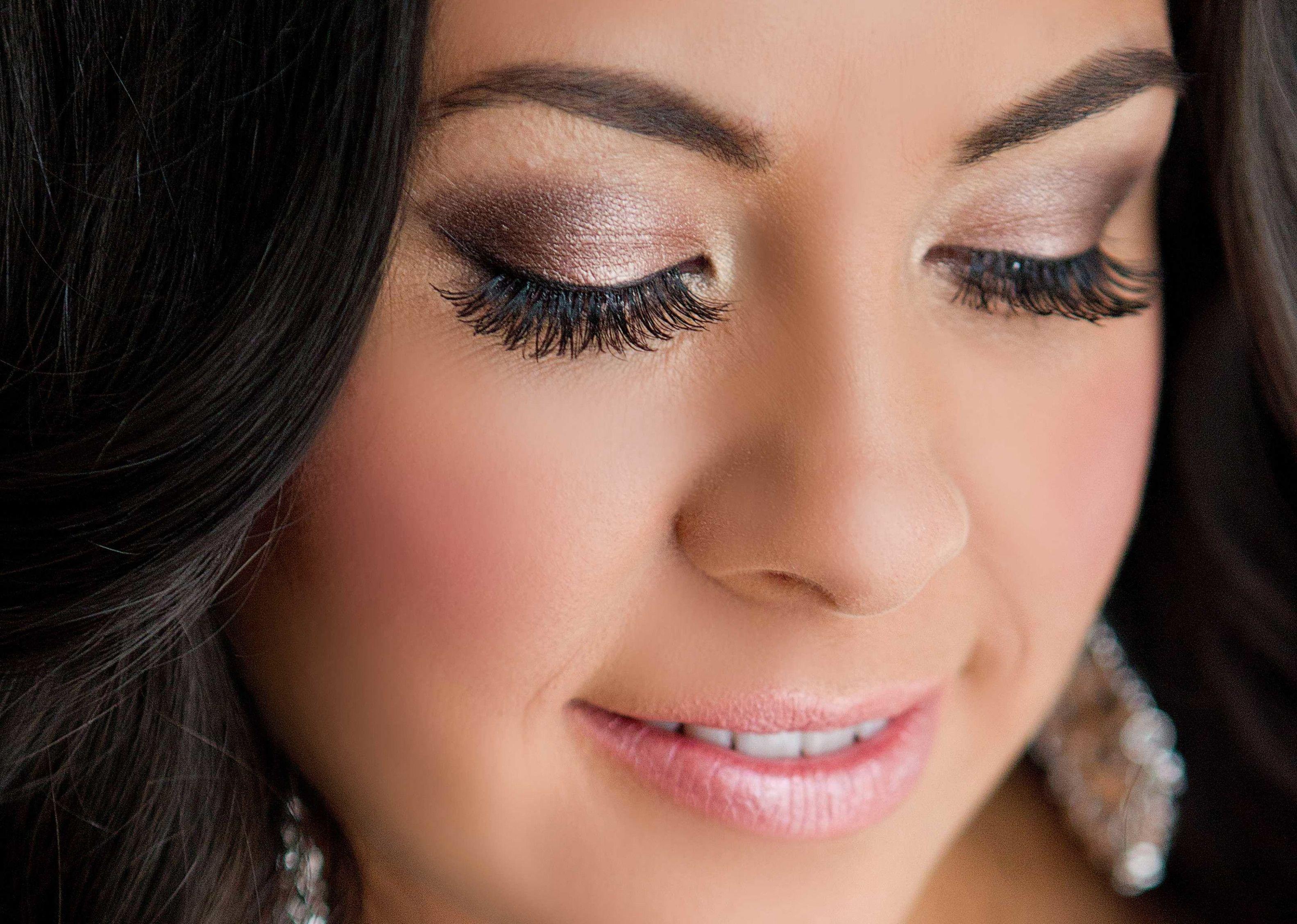 country wedding makeup brown eyes | 03 mu | wedding makeup