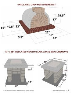 Pizza Oven Plans How to Build a Pizza Oven Americas | Etsy ...