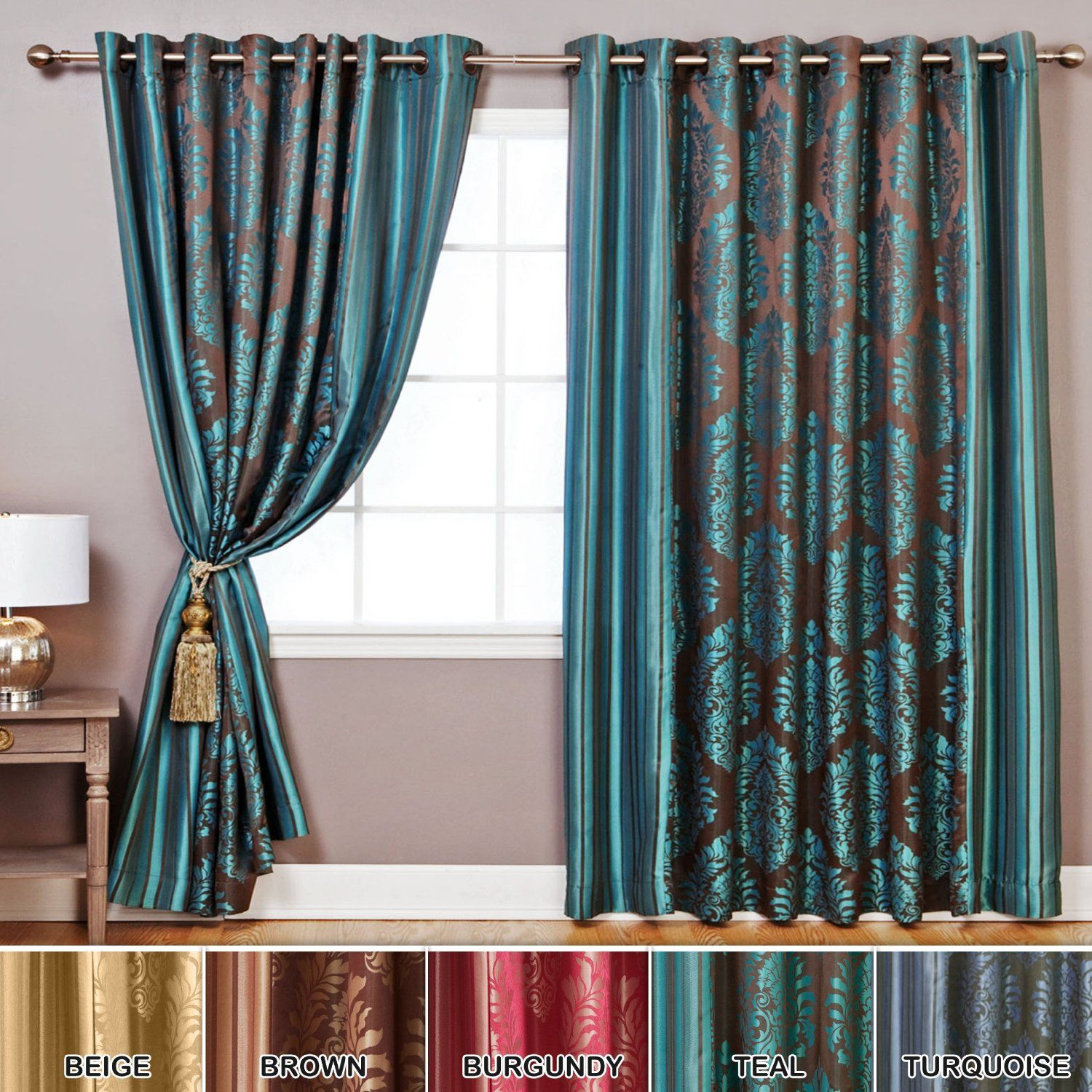 damask blackout curtainsgray drapes slate picture curtain grey incredible ikat curtains curtainsay velvet design