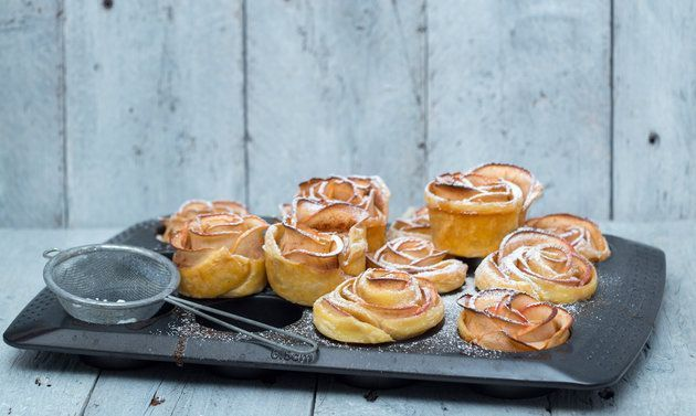 Apfelrosen-Muffins #apfelrosenmuffins Apfelrosen-Muffins - Rezepte - Schweizer Milch #apfelrosenmuffins Apfelrosen-Muffins #apfelrosenmuffins Apfelrosen-Muffins - Rezepte - Schweizer Milch #apfelrosenmuffins