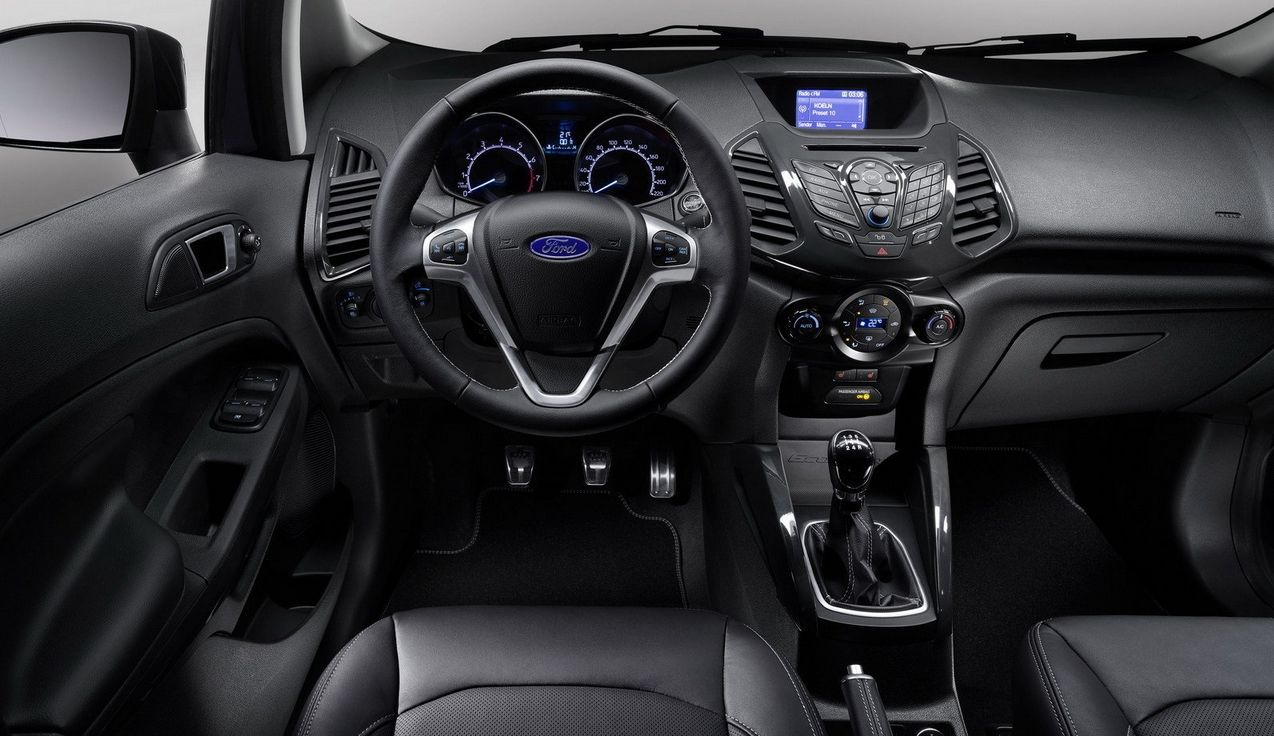 2015 Ford Ecosport S Review And Price With Images Ford