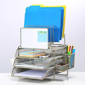 Sunrising International Modular Desktop Organizer With Whiteboard Office Desk Decor Home Office Organization Desk Organization Office