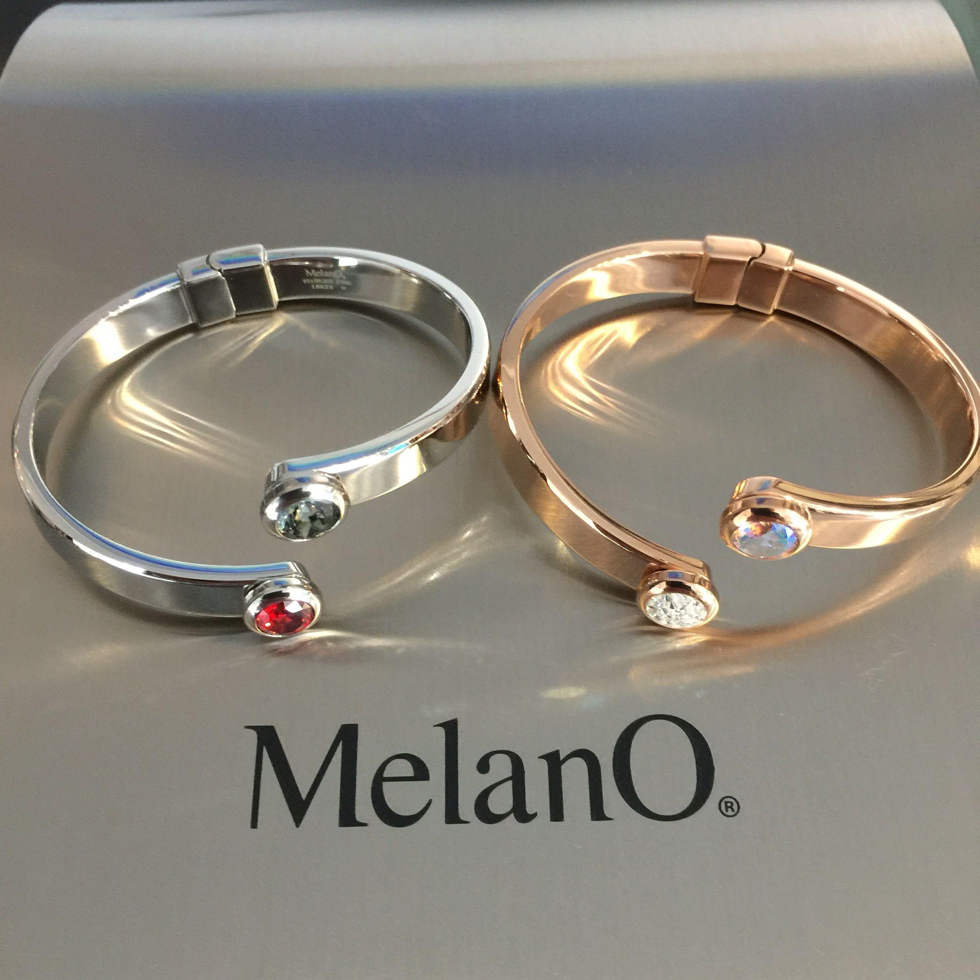 "MelanO bracelet ""Violetta"" melano bracelet armband jewelry"