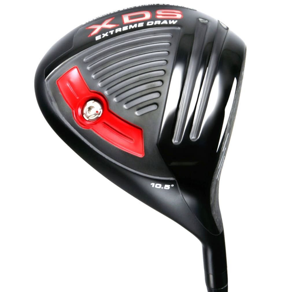 Acer xds extreme draw titanium driver head golf drivers