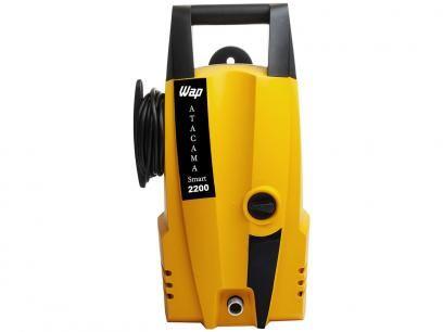 Lavadora de Alta Pressão Wap Atacama Smart 2200 - 1500 Libras com Filtro de Água com as melhores condições você encontra no Magazine Dufrom. Confira!