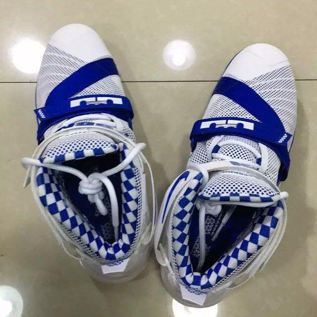 huge selection of da3eb eea40 Nike LeBron Soldier 9 Kentucky Big Blue Nation (2)