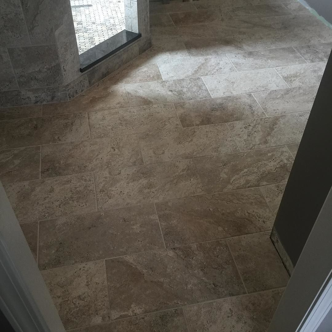 Master Bath Remodel #tile #ceramic #porcelain #stone #masterbath #remodel #granite by sharpesettertile