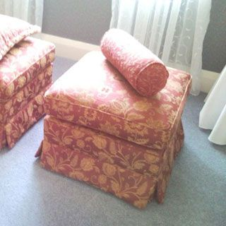 Best Custom OTTOMANS Furniture services @ Perfection Upholstery