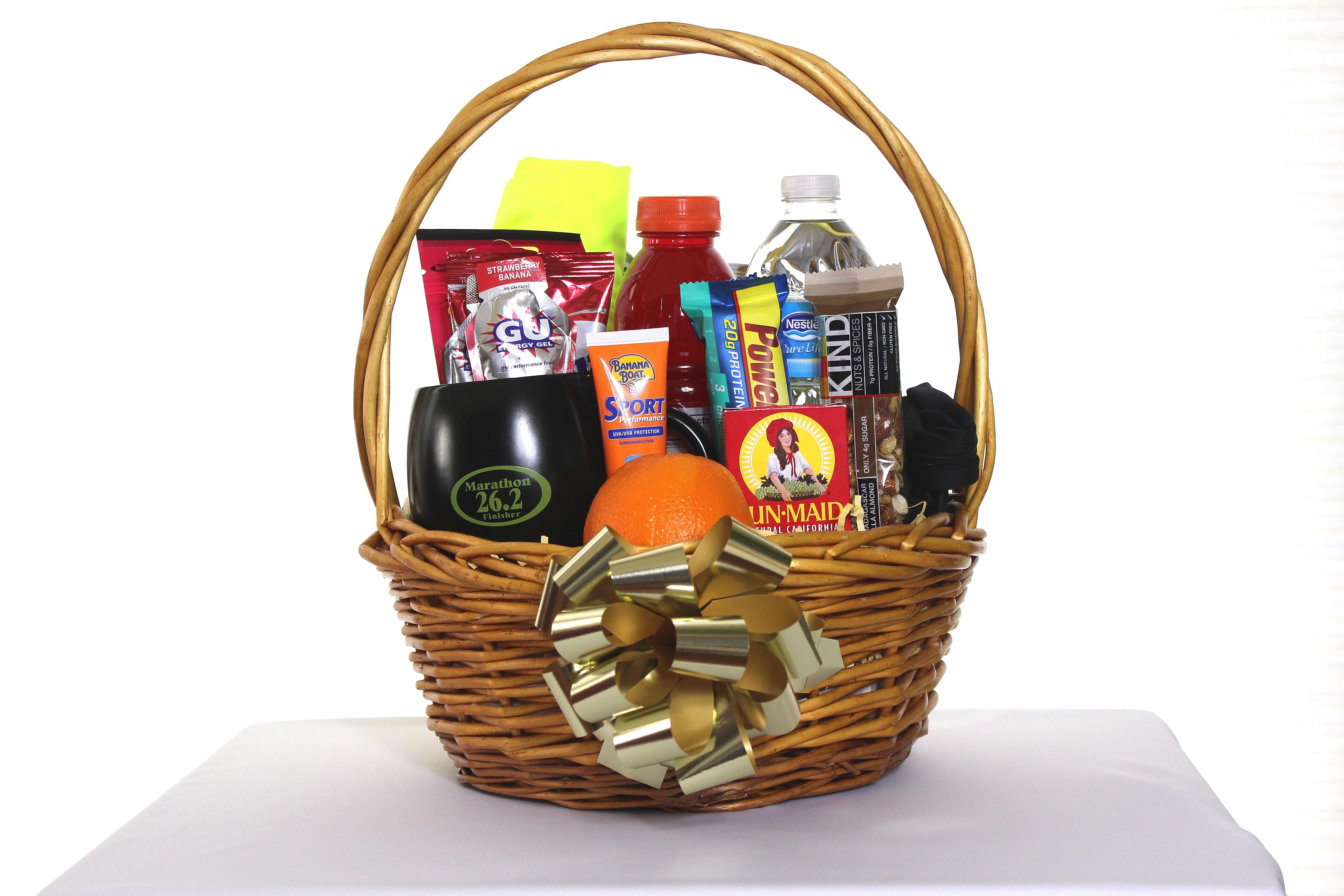 262 marathon gift basket
