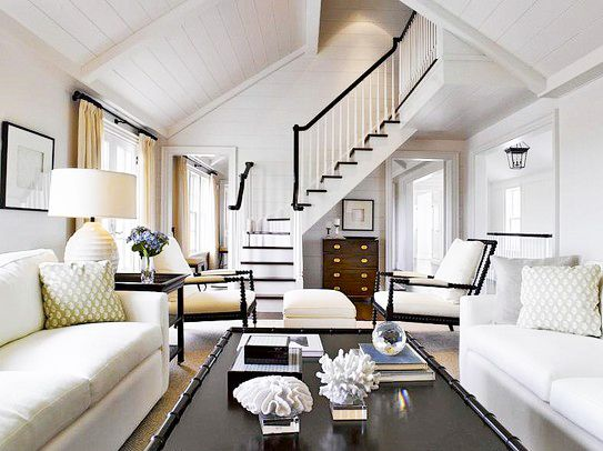 Using Black And White In Your Home Decor