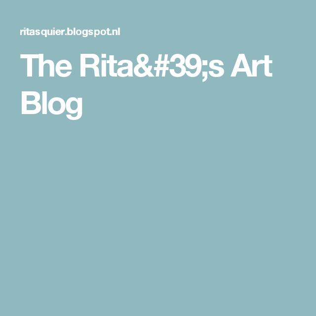 The Rita's Art Blog