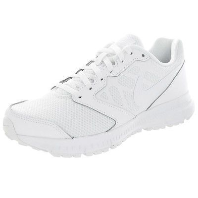 Nike Downshifter 6 Womens 684765-110 All White Running Training Shoes Size  7.5