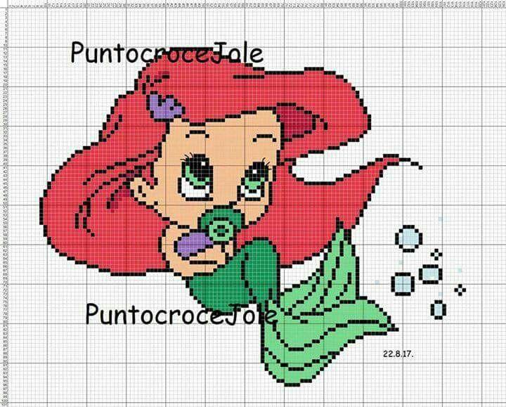 Pin von Vanessa Amorim auf Bordados | Pinterest | Kreuzstich, Elfen ...