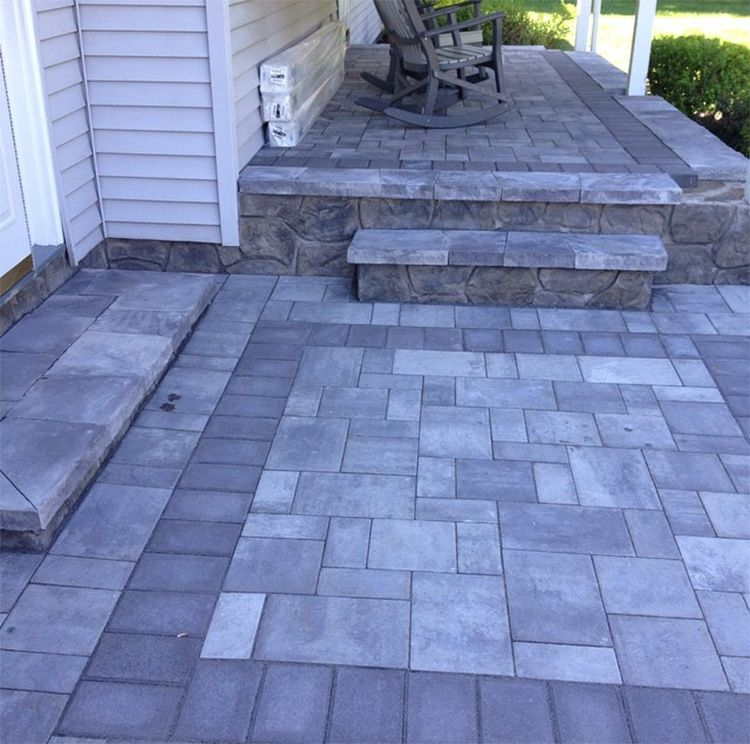 Cambridge Pavingstones: The Sherwood Collection Ledgestone 3-Pc