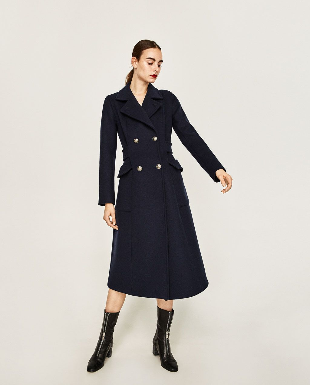 e389e5a2d FLARED SLEEVE COAT-View all-OUTERWEAR-WOMAN