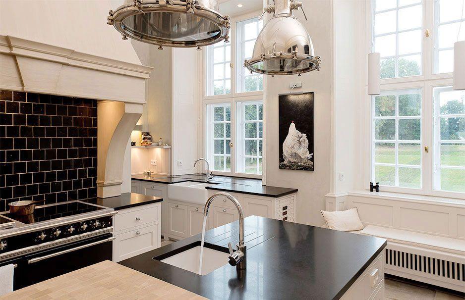 Berühmt Küsten Leben Küchen Ideen Zeitgenössisch - Ideen Für Die ...