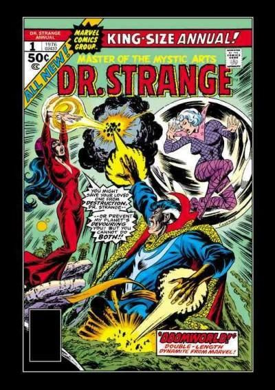Marvel Doctor Strange: What Is It That Disturbs You, Stephen?