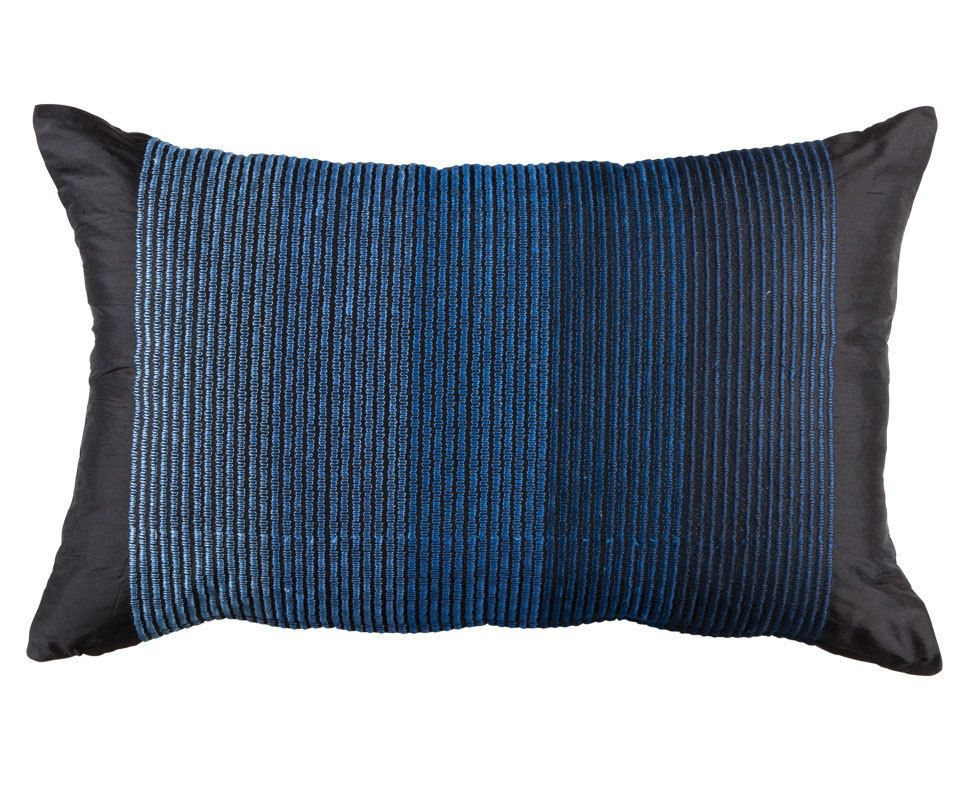 kas cushion cover 35cm x 55cm kibo blue home decor NOW ON
