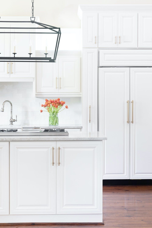 A Mini Kitchen Renovation By Morse Design An Interior Design Firm Serving Atlanta Beyond In 2020 Kitchen Renovation Kitchen Cabinet Hardware Interior Design Firms
