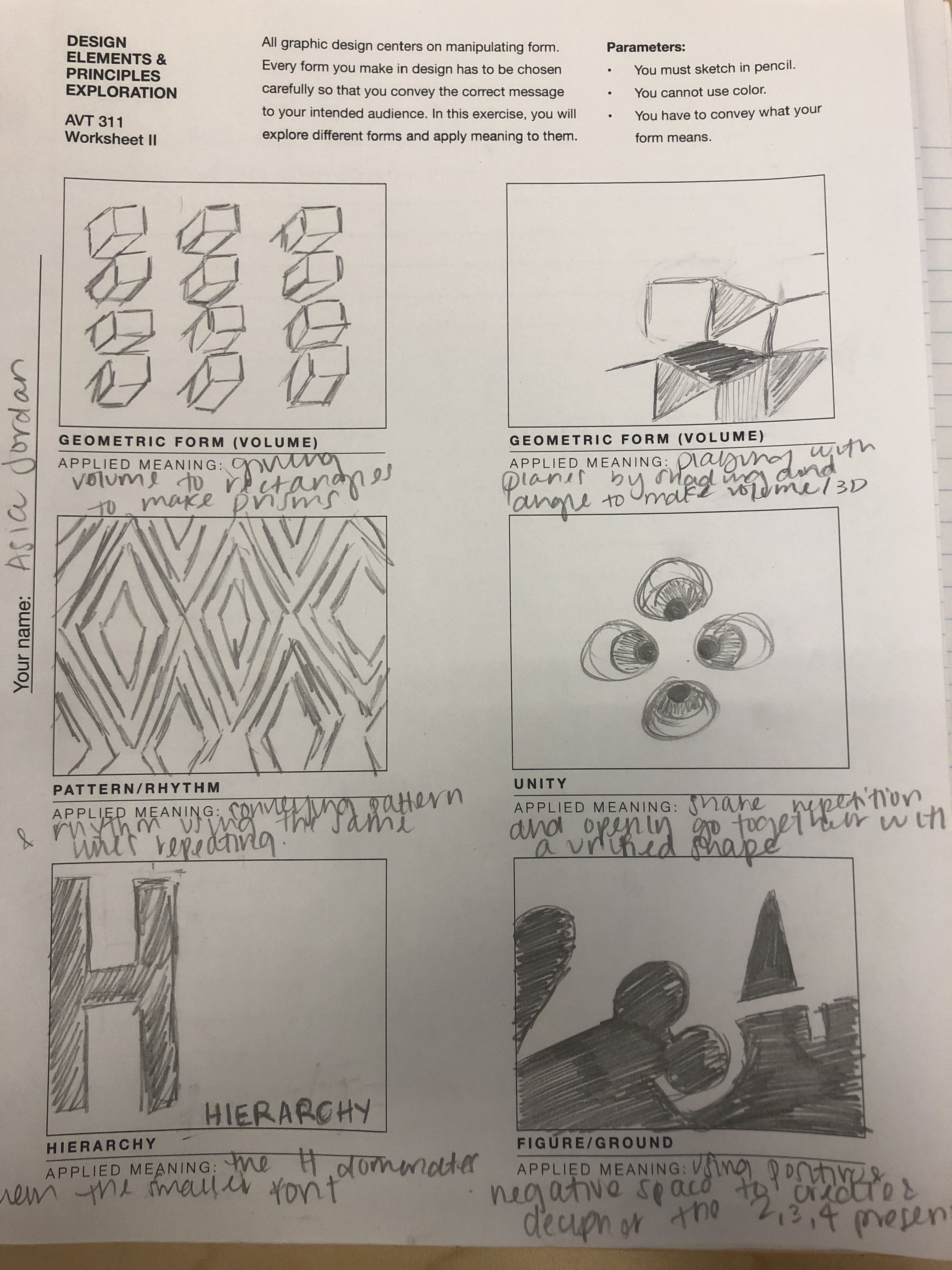 Idea By Asia Jordan On Assigments 2 And 3 Avt 311
