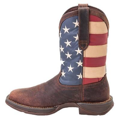 c3b5d9bbf3b Men s Durango Union Flag Western Boots - Multicolor 10W ...