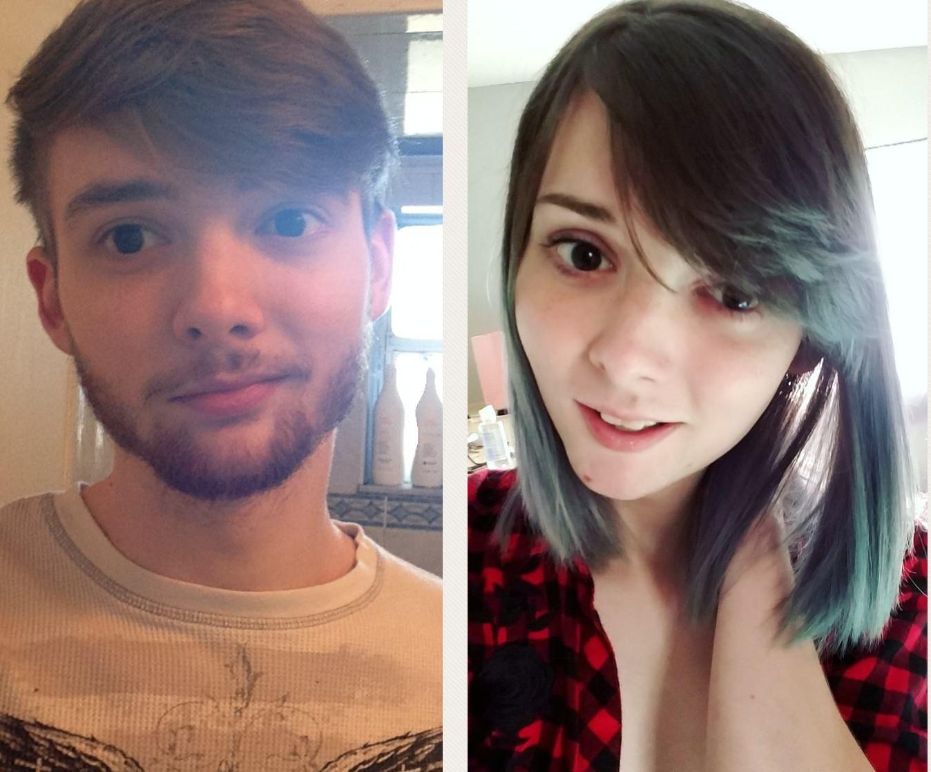 Transgender Relationship Comic